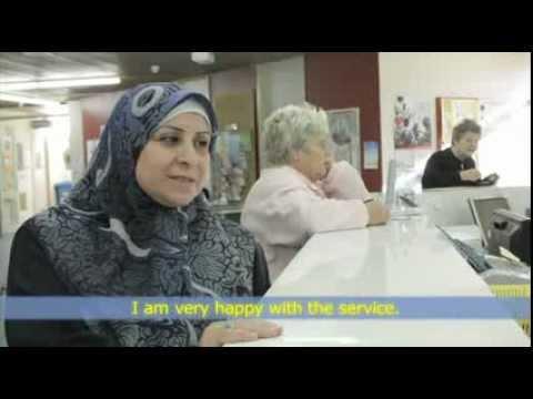 "Al Yaseery of Iraq (""Better English, Better Health"")"