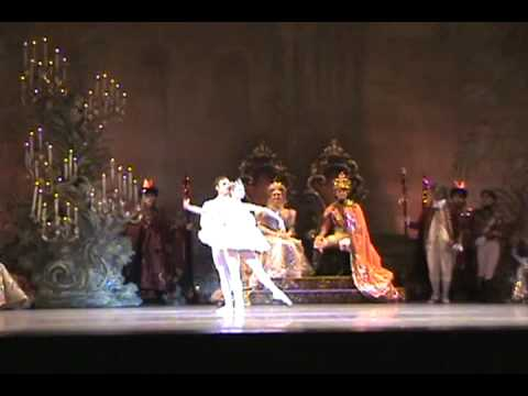 Jon Drake and Gavin Larsen inSleeping Beauty Pas de Deux