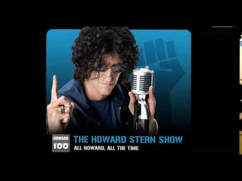HOWARD STERN on SIRIUS XM Radio mentioned about Sqeeqee