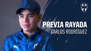 Los comentarios de Carlos Rodríguez previo a nuestro encuentro de la Jornada 6.