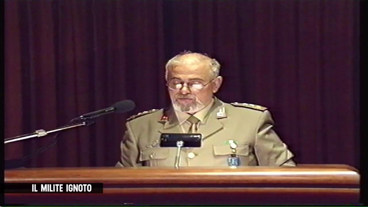RIVEDIAMOLI - Il Milite Ignoto