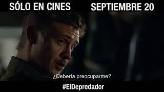 El Depredador   Trailer con preroll   Estreno en Centro América el 20 de septiembre