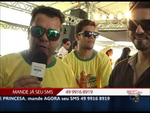 Feijoada da Serra BLOCO 2 entrevista Vanusa Trio Malbec Eliseu e Hampel PROGRAMA TERÇA PIRATA
