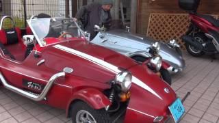 Mitsuoka Zero1 Classic TypeF Mitsuoka Microcar Factory 光岡マイクロカー K-3 Appearance OF...
