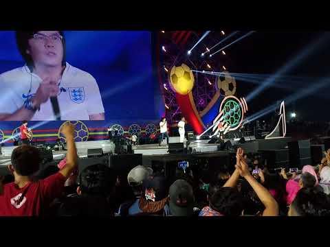 Ari Lasso With Judika Live Trsnsmedia- Mengejar Matahari