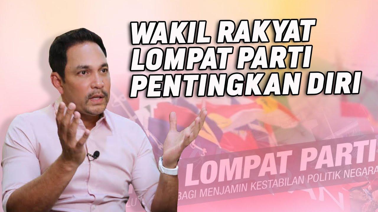 Wakil Rakyat Lompat Parti Pentingkan Diri