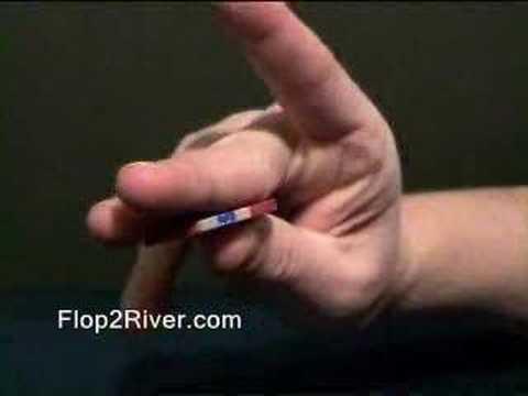 Knuckle Roll - Poker Chip Tricks