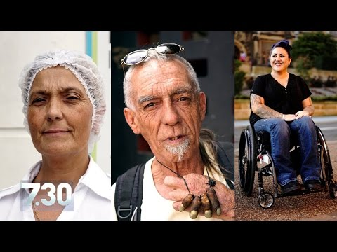 Meet the Humans of Newtown, Sydney (7.30)