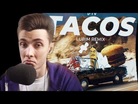 ХЕСУС СМОТРИТ: LITTLE BIG - TACOS (Lubim Remix)