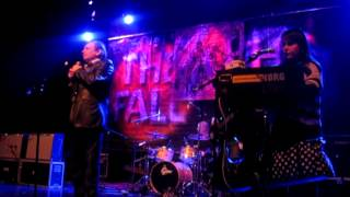 The Fall - Psykick Dance Hall (Live @ The Coronet Theatre, London, 11.05.12)