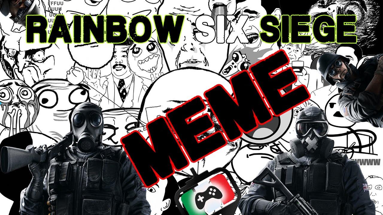 Funny Meme Moments : Rainbow six siege italian community funny memes and epic moments