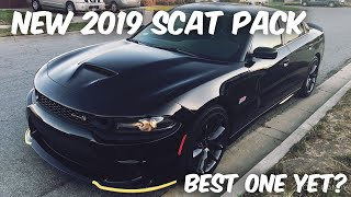 NEW 2019 Dodge Charger SCAT PACK!