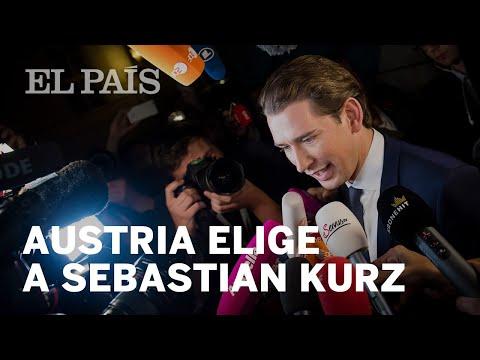 El conservador Sebastian Kurz gana las elecciones en Austria | Internacional