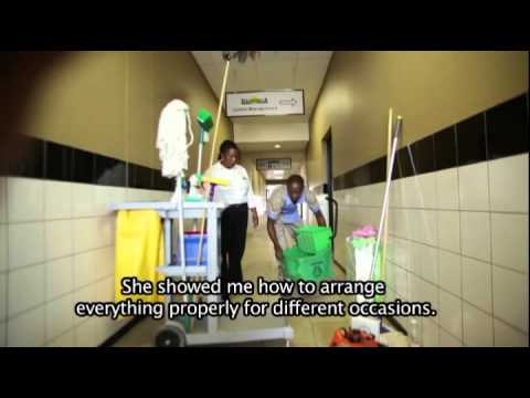 iSpani 6 - Episode 46: Commercial cleaner
