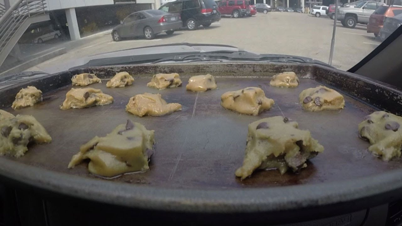 Dallas Heat Makes A Car An Oven But Can It Bake
