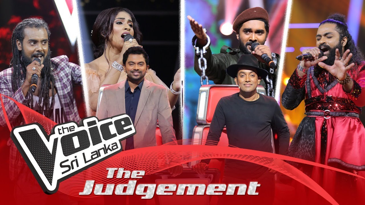The Judgment   Team BnS Day 02   The Knockouts   The Voice Sri Lanka