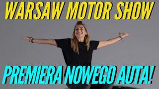 MOJE AUTO ŚWIECI!!!   WARSAW MOTO SHOW 2017