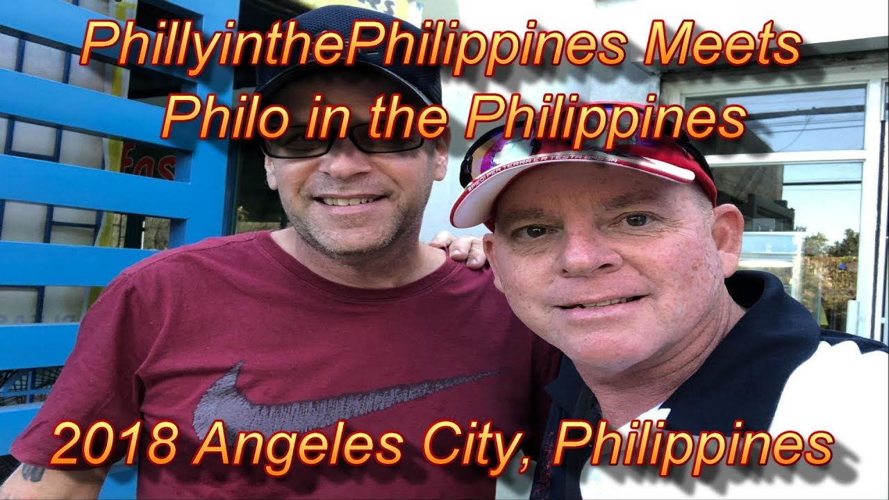Phillyinthephilippines Meets Philo In The Philippines