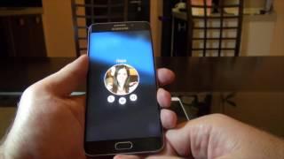 Galaxy S6 Edge Plus. Особенности и функции изогнутого экрана.