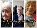 Las Ultimas 6 personas mas ancianas del Mundo que aun están con vida