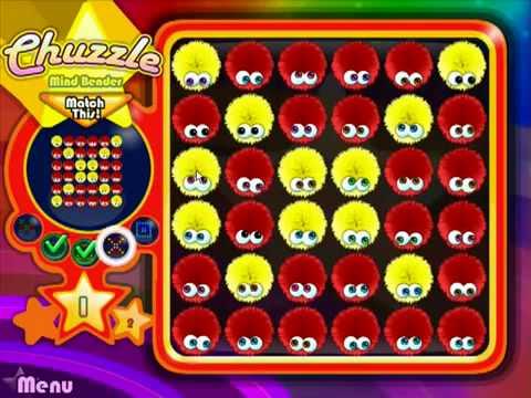 Chuzzle Spiel