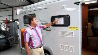LMC Liberty 643 G Breezer 2012 bij Meerbeek Caravans  Campers