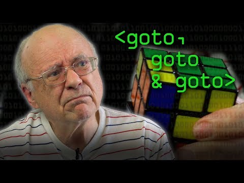 GOTO, Goto & Goto - Computerphile
