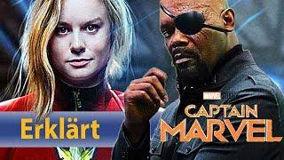 Captain Marvel | Das müsst ihr über die Marvel-Heldin wissen!