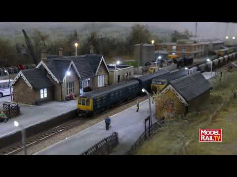 Model Rail magazine layout - Shirebrook