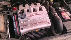 Alfa romeo 147 1.6 TS 120HP Engine Noise Problem (FIXED)