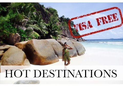 5 AMAZING VISA-FREE DESTINATIONS FOR NIGERIANS 🇳🇬  || AFRICA