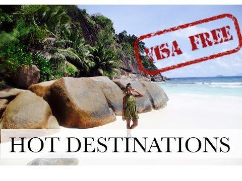 5 AMAZING VISA-FREE DESTINATIONS FOR NIGERIANS 🇳🇬  || AFRICA