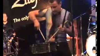 Carl Palmer Snare Demo