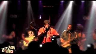-Tarrus Riley- Superman (Live Cabaret Sauvage Paris)