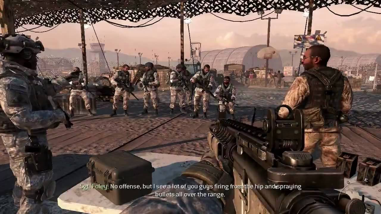 Call of Duty Modern Warfare System Requirements | GameMaximus