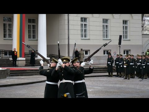 Lithuania celebrates 100 years of independence