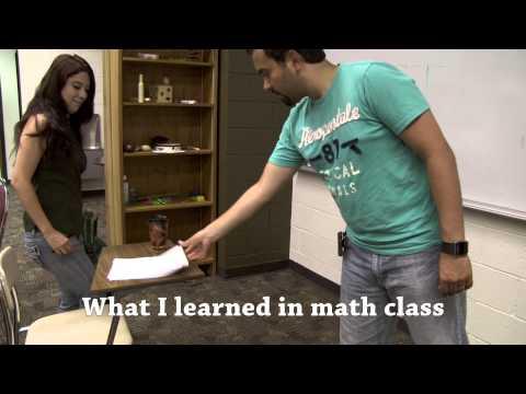 Math Class Song