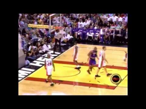 Kobe Bryant vs Shaq/Wade & Miami Heat (2004-05)