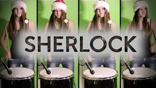 BBC Sherlock theme cover