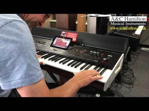 Keyboard Workstation Vs Synthesizer : korg pa900 vs roland bk9 keyboard doovi ~ Hamham.info Haus und Dekorationen