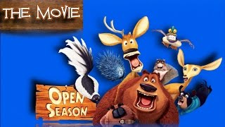 "OPEN SEASON -""THE MOVIE"" - VIDEO GAME - LET"