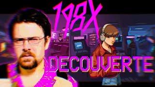 DÉCOUVERTE - 198X