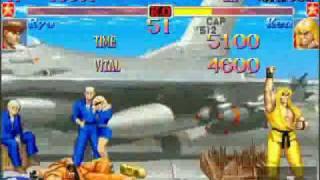 Mini Duelo ONLINE - Hyper Street Fighter 2 - TOPO (RYU) vs. GOVER (KEN) thumbnail
