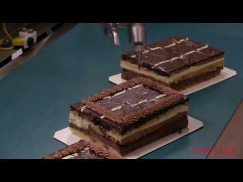 ACIS - Automated Cake Icing System - Cake Decorating Equipment
