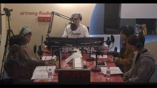 181008 Super K-Pop [Interview] with DJ Sam Carter & The Rose (더 로즈)