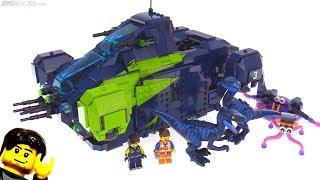 LEGO Movie 2 Rex's Rexplorer review! 70835