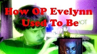 How OP Evelynn Used To Be | How OP League Used To Be | League Of Legends