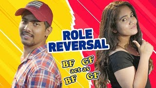 ROLE REVERSAL (Girlfriend & Boyfriend) | Aashqeen