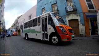 Video MEXICO TRAVEL: Riding On A Mexican City Bus download MP3, 3GP, MP4, WEBM, AVI, FLV Juli 2018