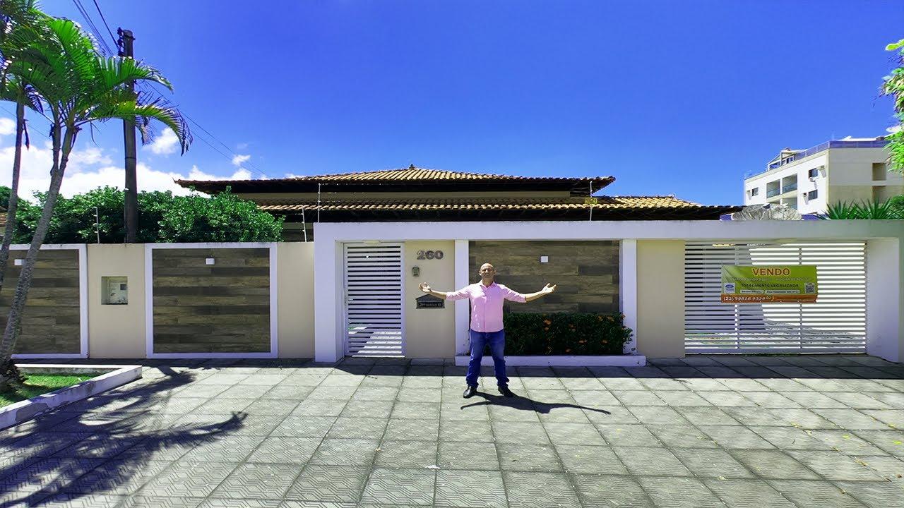 CASA A 1 MIN DO PARAÍSO DA LAGOA DE ARARUAMA RJ - REGIÃO DOS LAGOS
